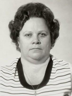 Зинаида Ивановна Свистунова