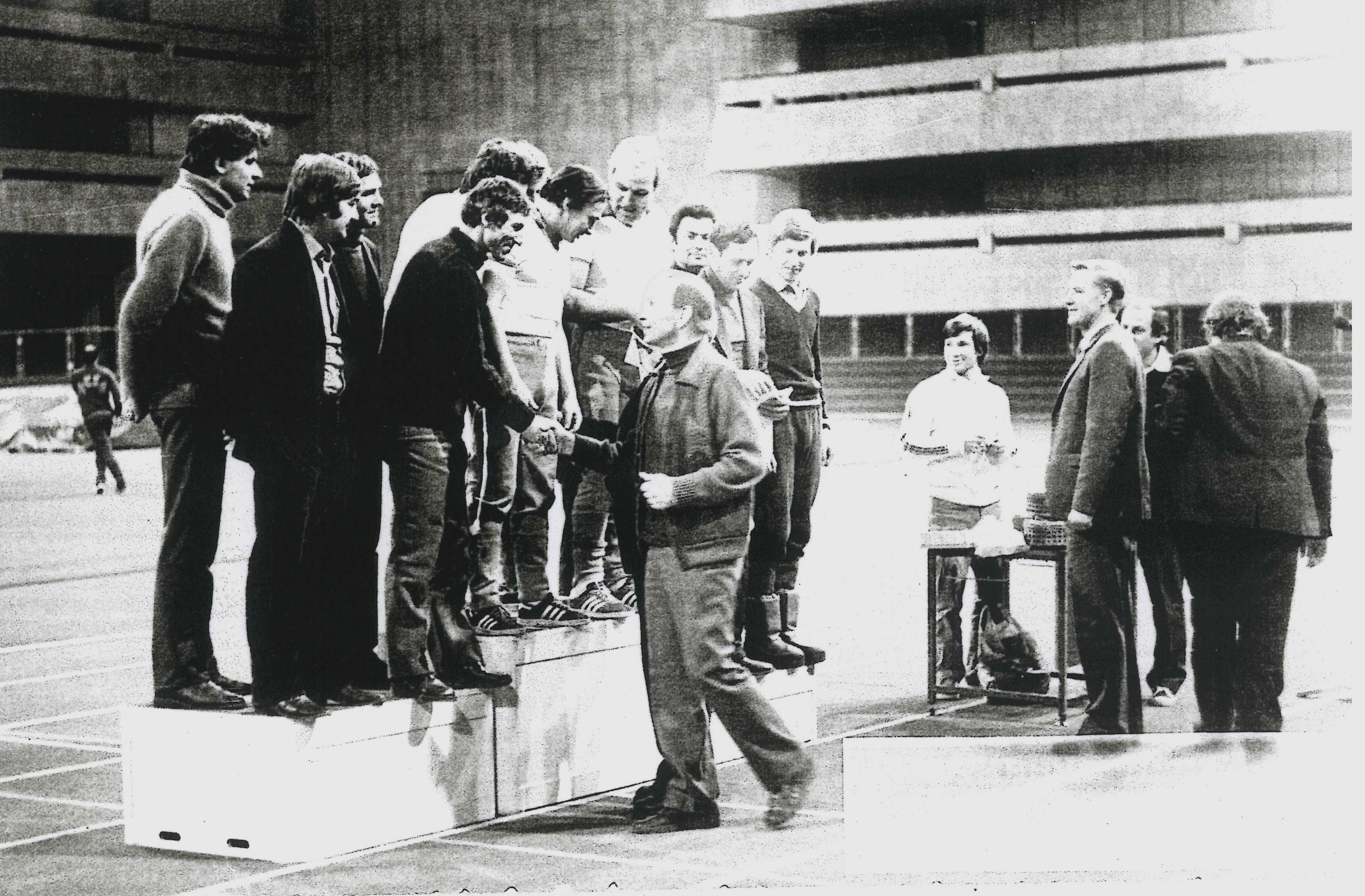 Спартакиада _Эстафета поколений_, 1984 год 2