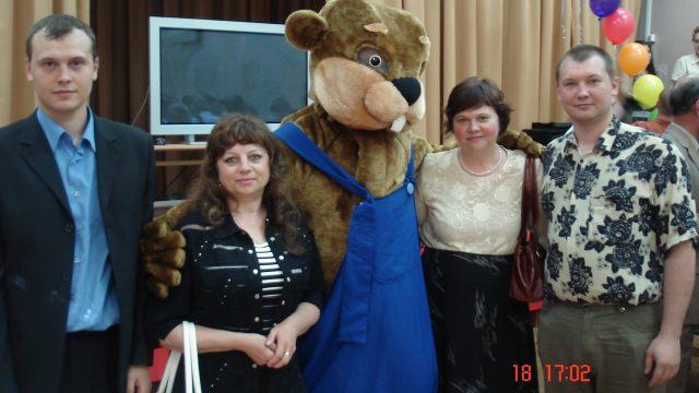 Суховы: 300 лет в МОСЛИФТе [2014-06-12 9]