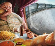Топы жируют