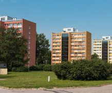 Общежития для молодых лифтовиков