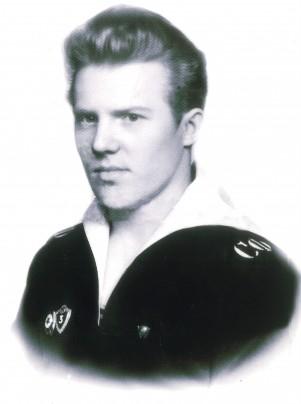 Дьячков А.И., Краснознамённый Северный Флот, 1964 г.