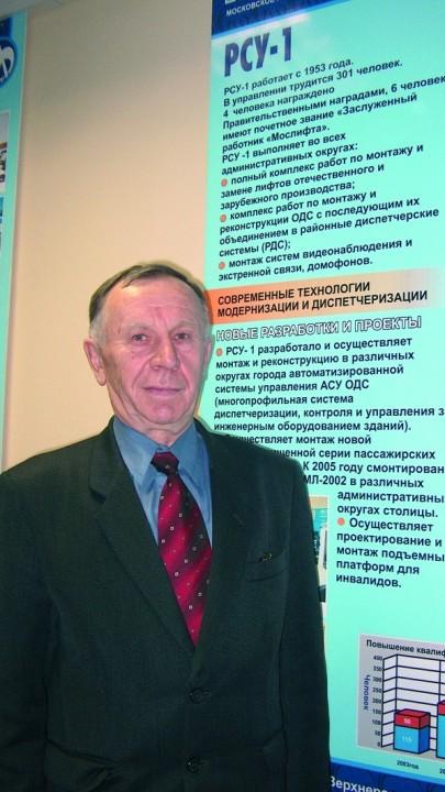 Анатолий Иосифович Чайковский
