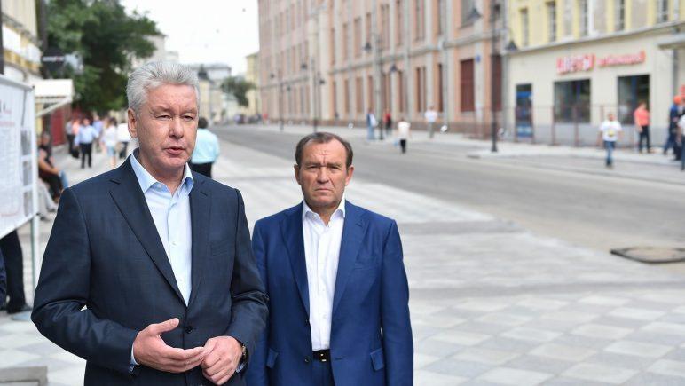 За что Собянин держит Бирюкова? [2015-06-25 1]