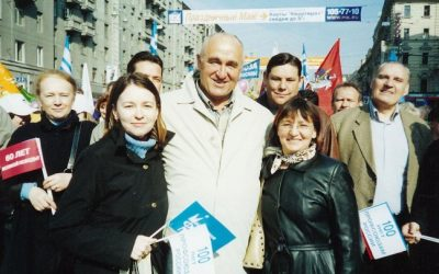 Десять лет возрождения МОСЛИФТа