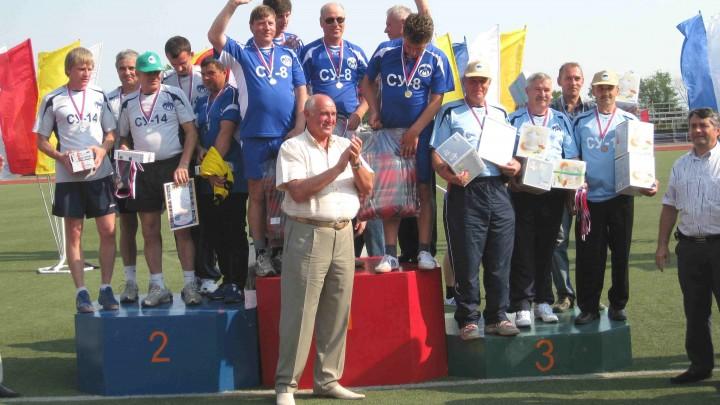 Спартакиады 2002-2011